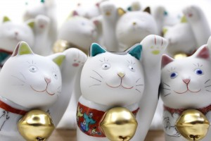 「ちょうえもん招猫展」(名古屋)